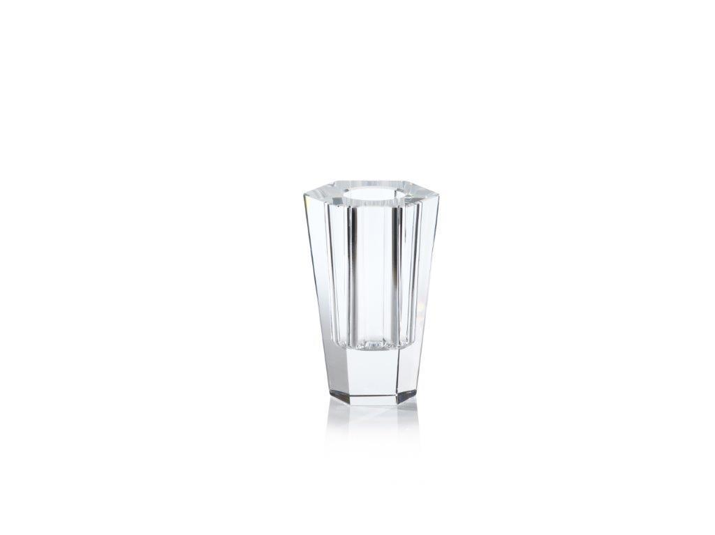 Rita Clear Crystal Vase