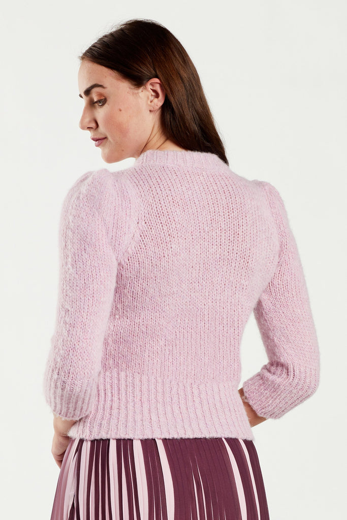 Camilla Puff Sweater