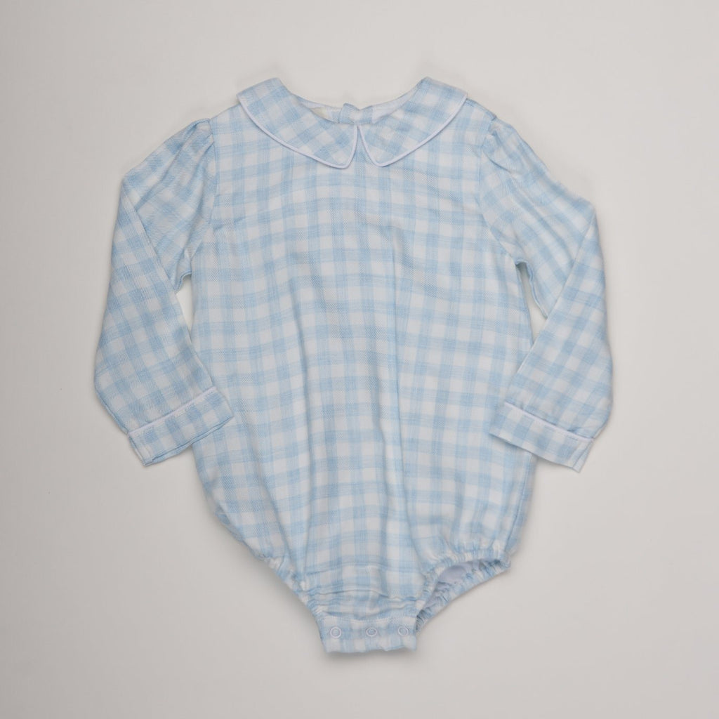 Boys Soft Flannel Bubble