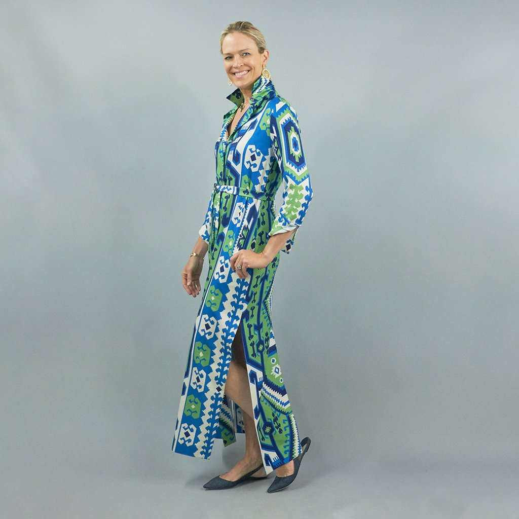 Monteith Caftan Maxi Dress