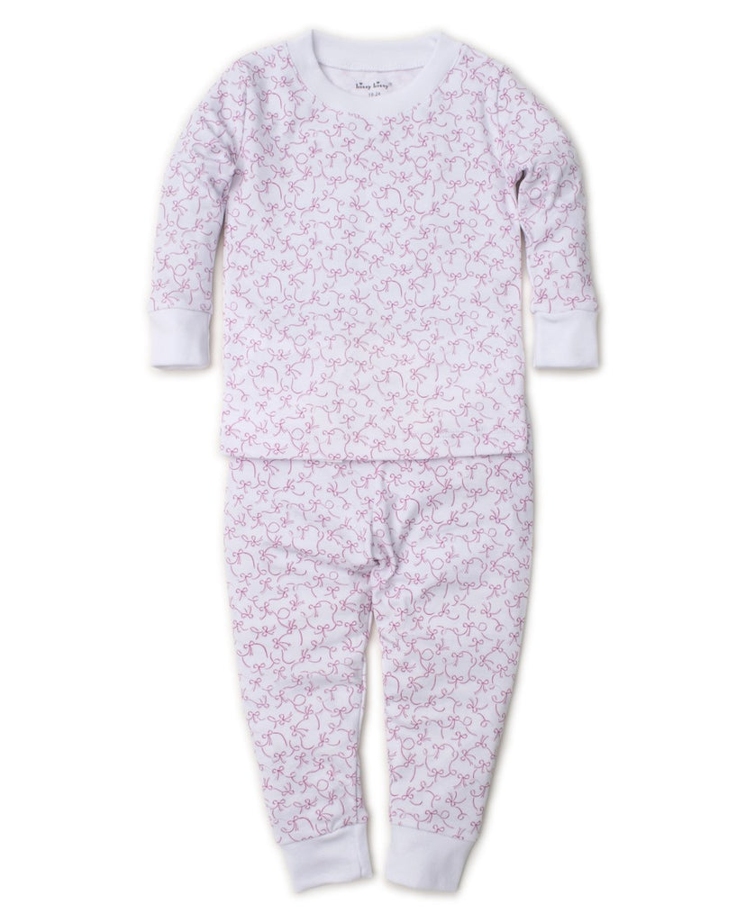 Twirly Toes Pajama Set
