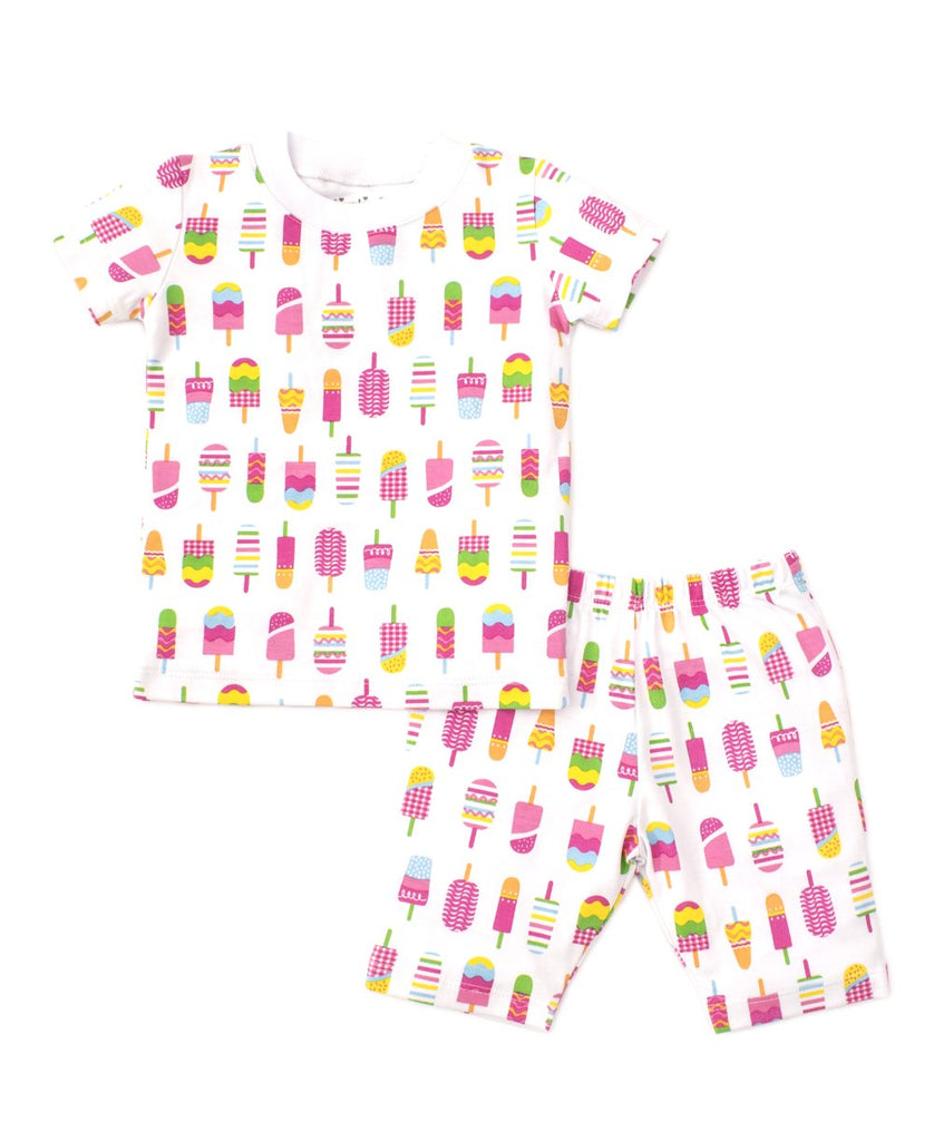 Ice Pops Shorts Pajama Set