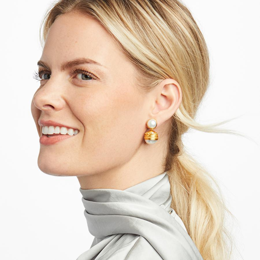 Medici Statement Earring