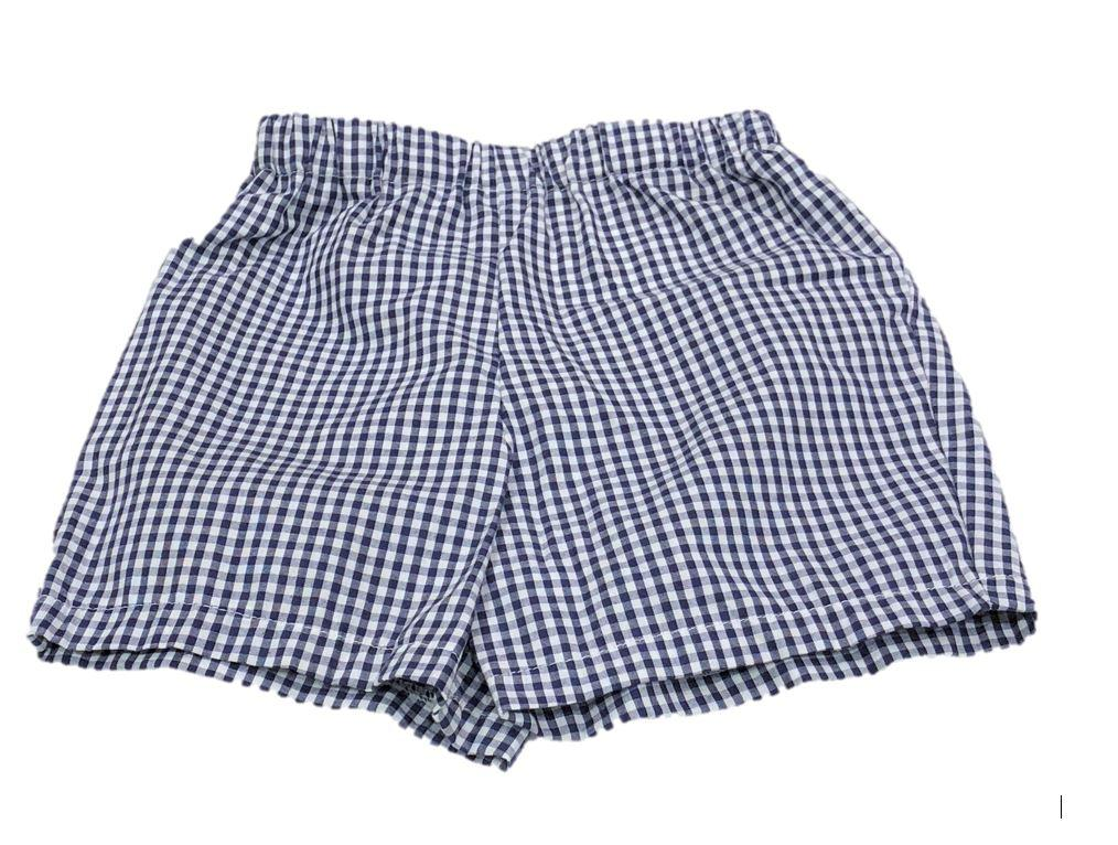 Boy Gingham Shorts