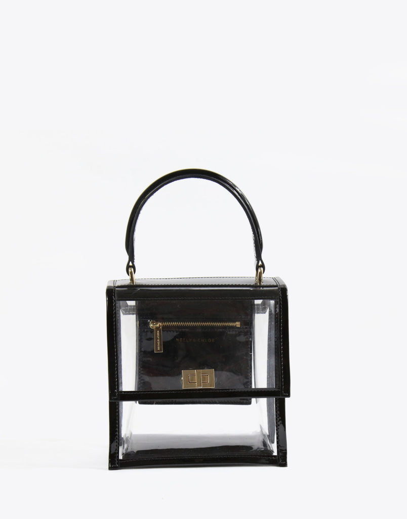 Mini Lady Bag Clear
