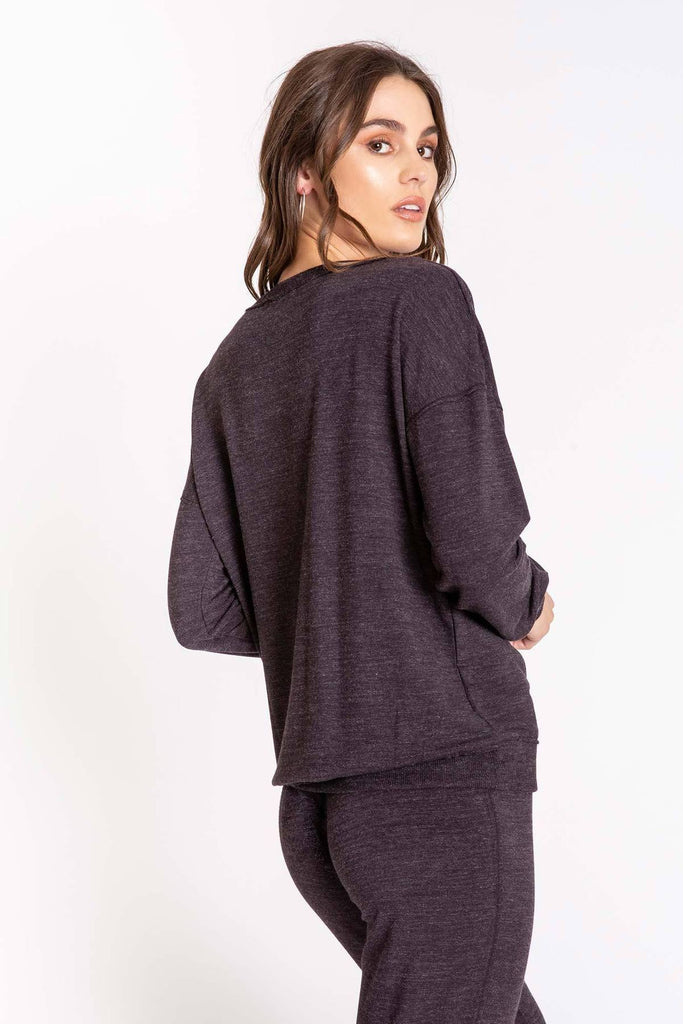 Lounge Essentials Long Sleeve Top