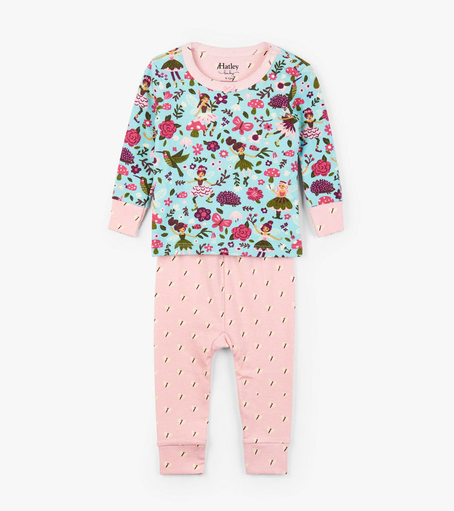 Organic Cotton Baby Pajama Set