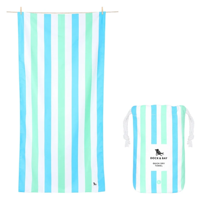 Dock & Bay Cabana Quick Dry Beach Towels