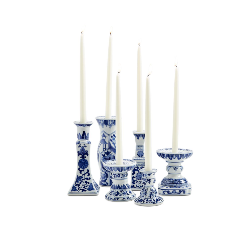 Canton Collection Candle Holders