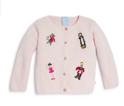 Nutcracker Christmas Cardigan