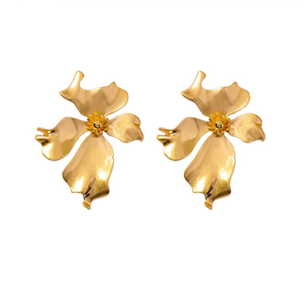 Cait Flower Earrings