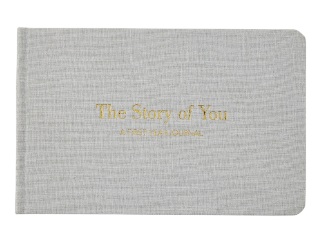 The Story of You Baby Book