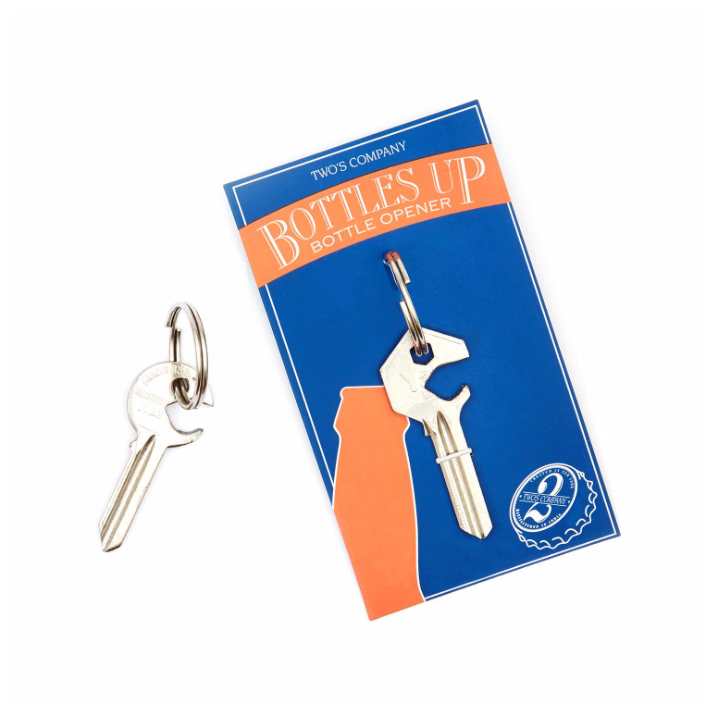 """Bottles Up"" Key Bottle Opener"