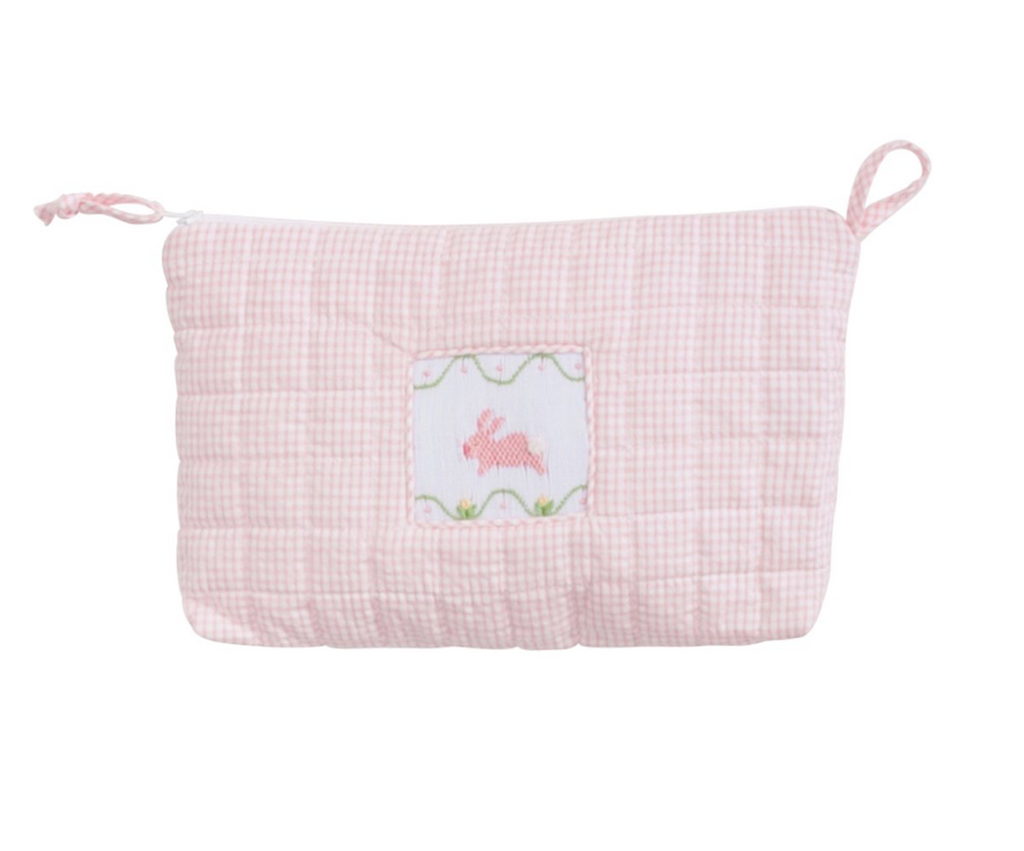 Little English Quilted Cosmetic Bag