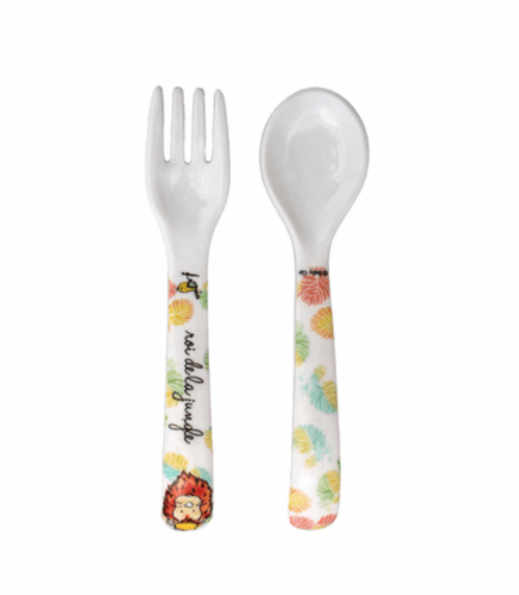 Baby Cie Melamine Kids Utensils