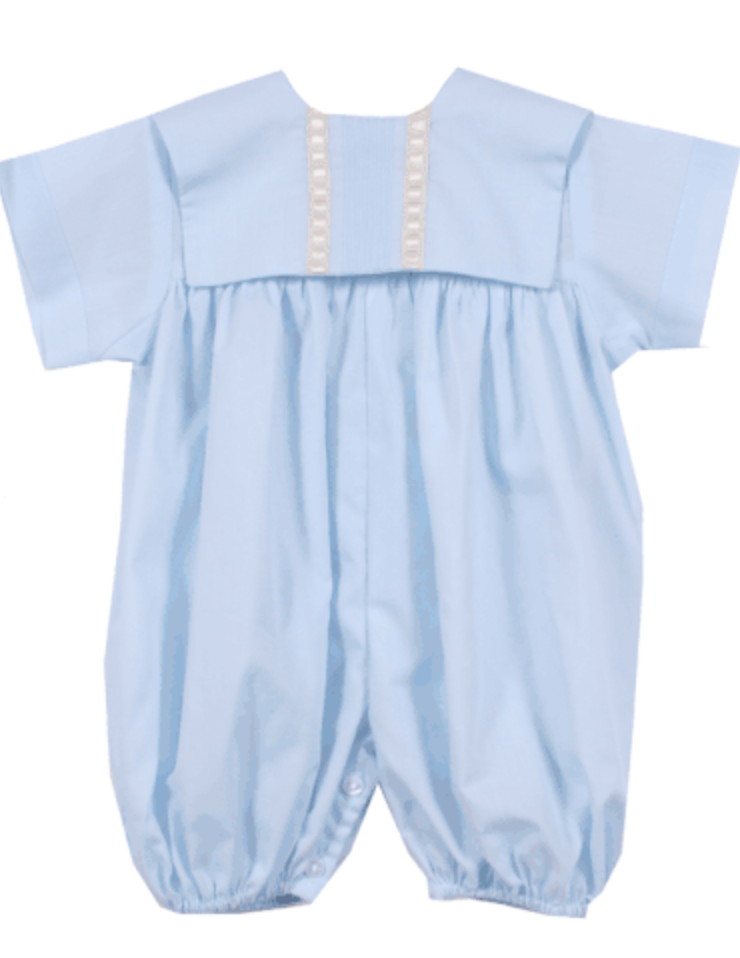 La Jenns Heirloom Boys Baby Blue Bubble
