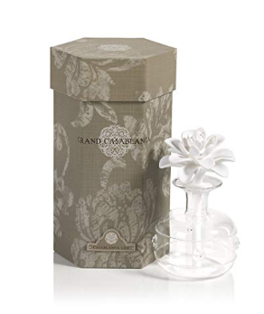 Grand Casablanca Porcelain Diffuser/White Rose