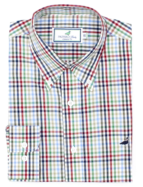 Seasonal Boys Sport Shirt