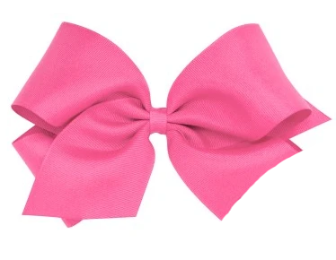 King Mini Grosgrain Bow