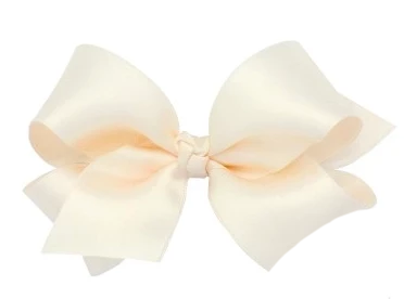 Medium French Satin Bow