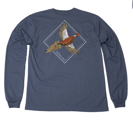 Flying Pheasant Boys L/S Tee
