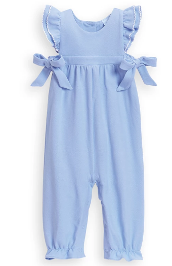 Double Ruffle Berkley Overall