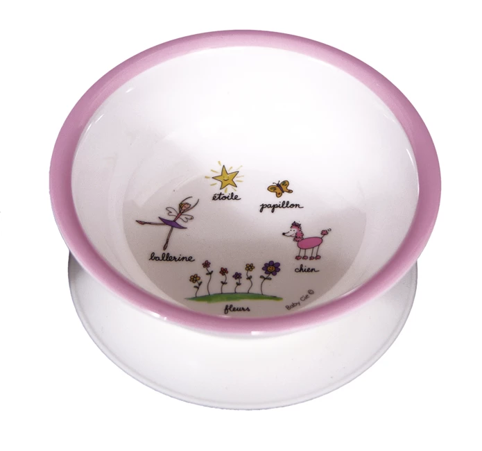 Baby Cie Bowl with Suction Cup