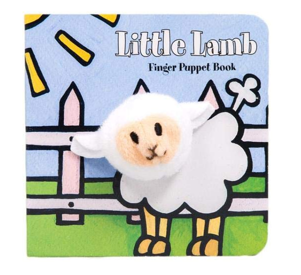 Little LambP: Finger Puppet Book