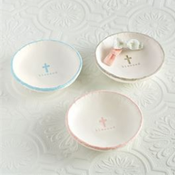 Cross Trinket Dish