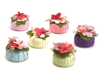 Flower Bouquet Soap