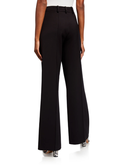Halston Crepe Suiting Pants
