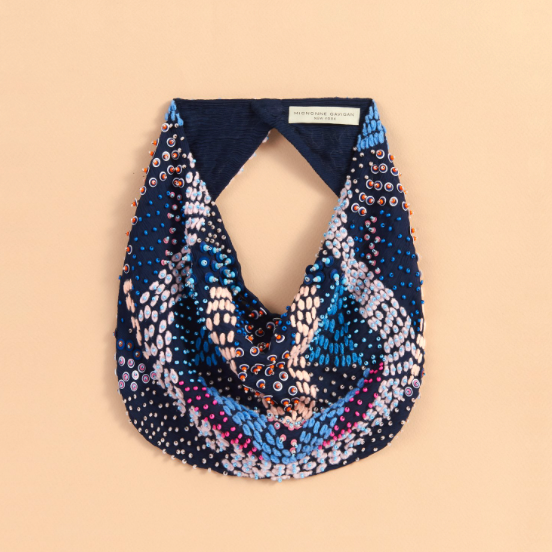 Zoe Scarf Necklace