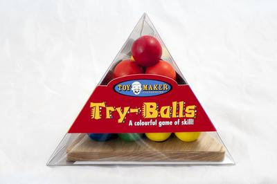 Try-Balls Toy