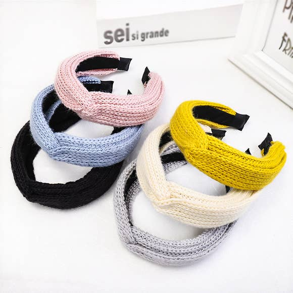 Chloe Knit Headband