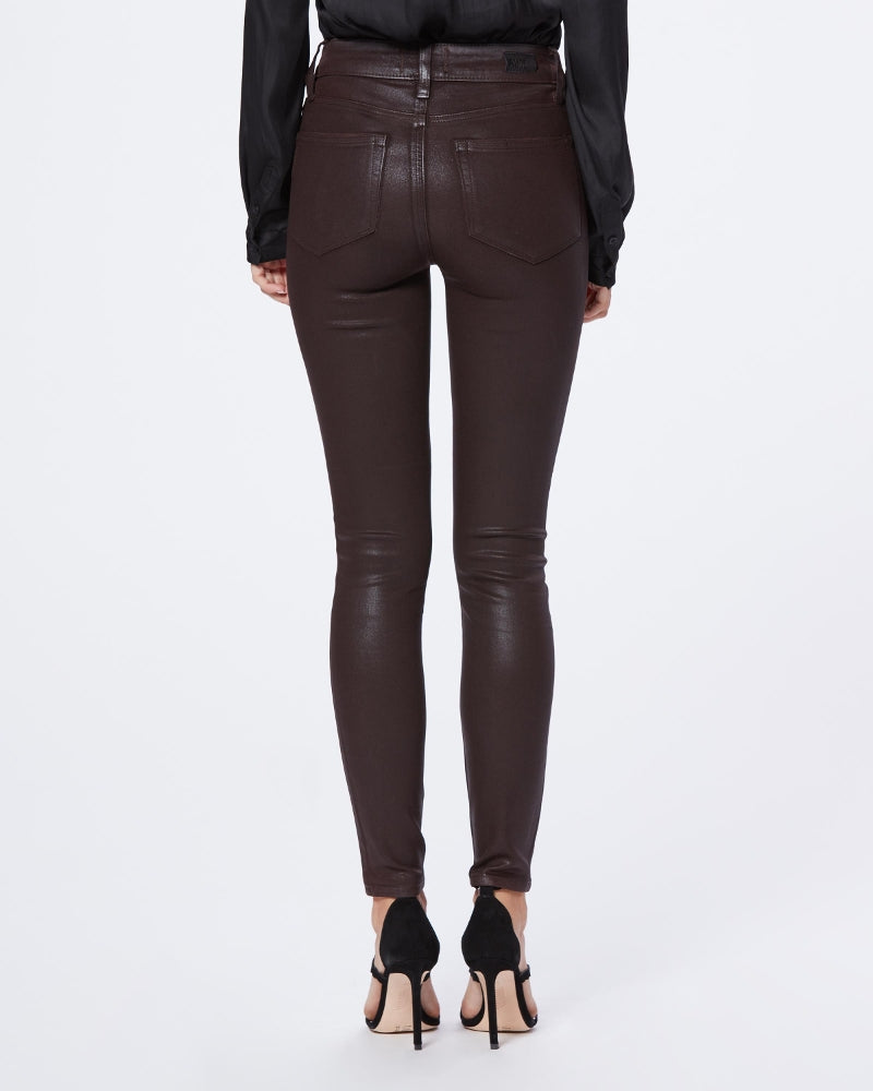 Hoxton Ankle High Rise Skinny Jeans