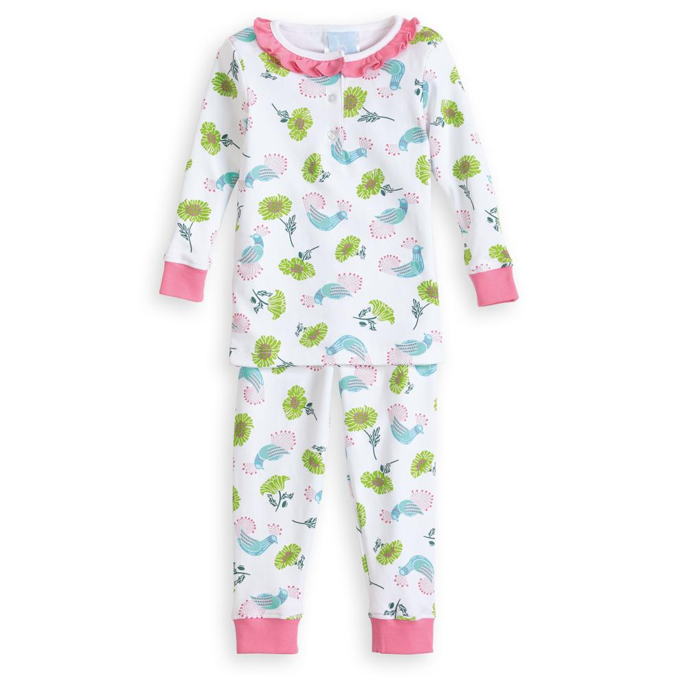 Ramsey Peacock Pima Jammies