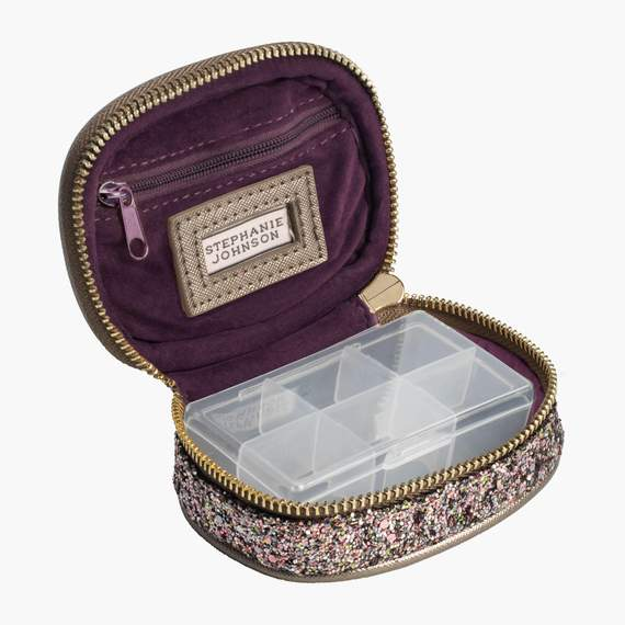 Hollywood Small Jewelry Case