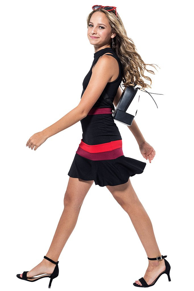 Harriet Color Block Dress