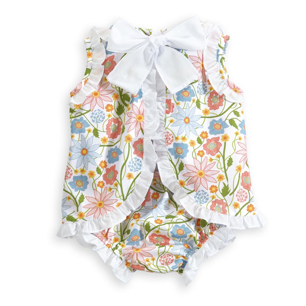 Clara Bloomer Set Floral