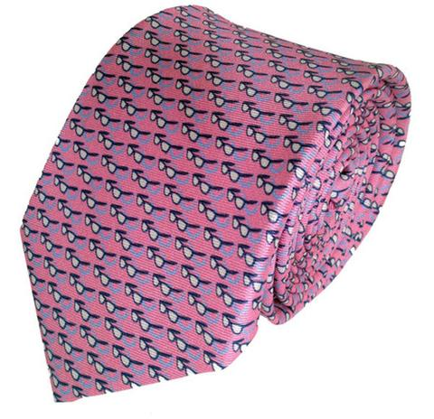Lazyjack Press Tie