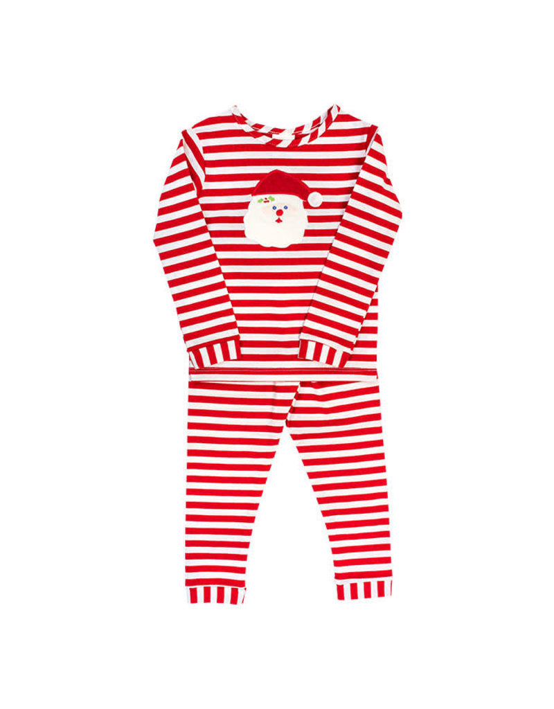 Santa Face Boys Lounge Wear
