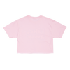 Like Aww Crop Tee - Pink