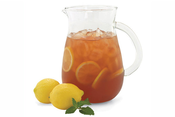 Iced Tea Maker Glass Pitcher