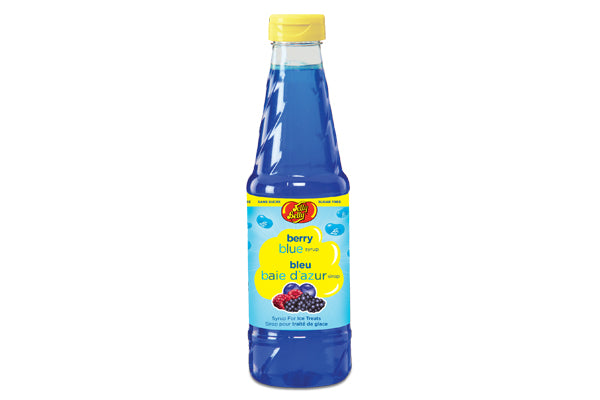 Sugar-Free Berry Blue Syrup