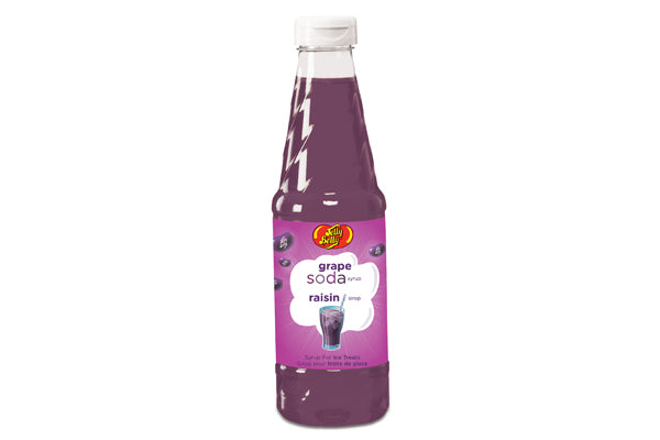 Jelly Belly Grape Soda Syrup