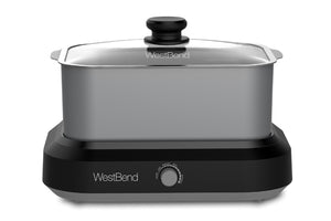 West Bend 5 Qt. Versatility Slow Cooker