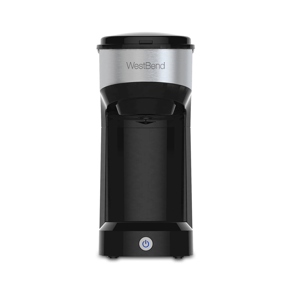 Single Serve Coffee Maker (Black)