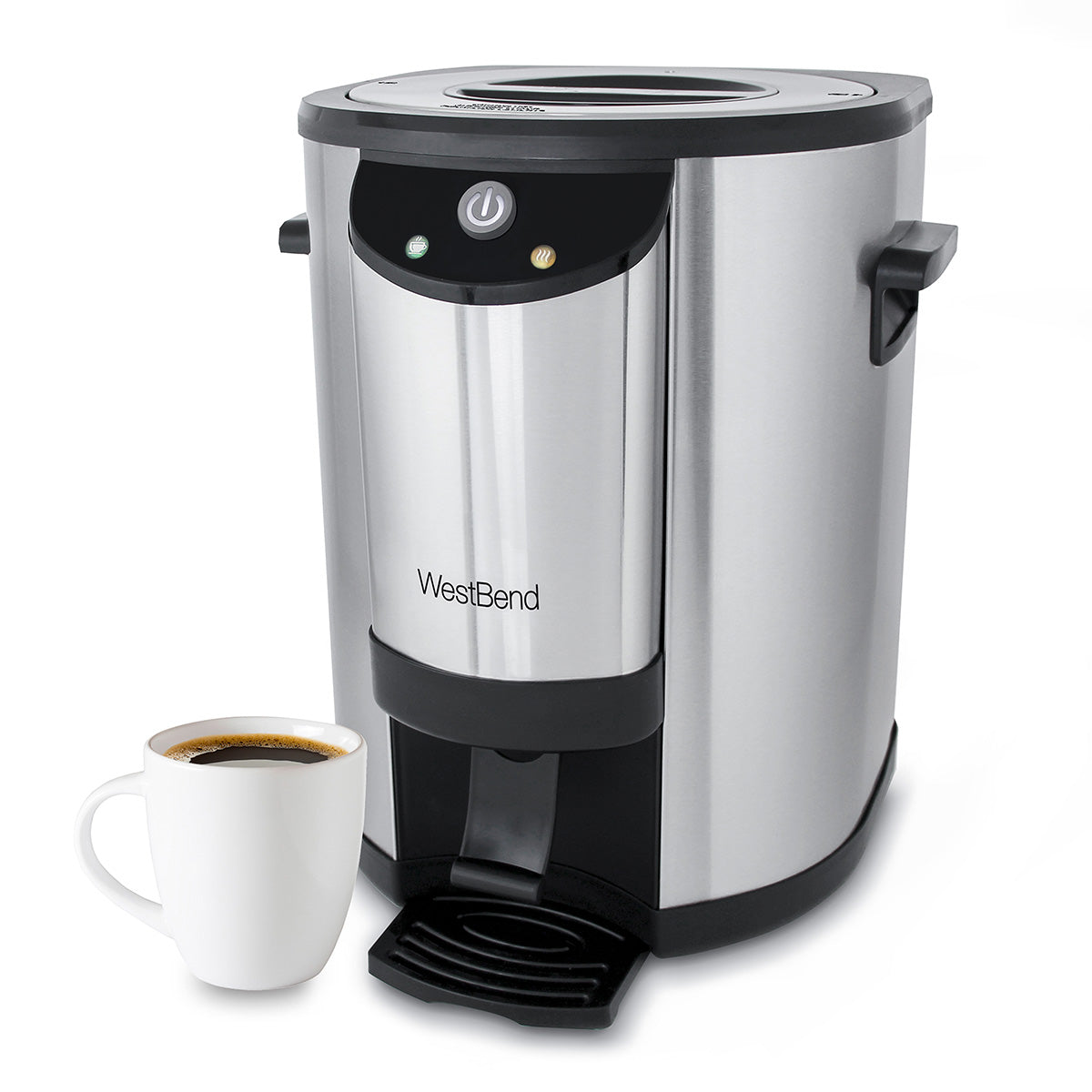 2 WEST BEND 12 TO 30 CUP COFFEE MAKER//POT HANDLES FOR A PARTY PERK OR #58030 URN