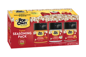 Pop Crazy Seasoning Pack
