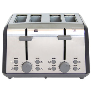 4-Slice Toaster-Cooking-West Bend